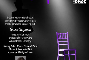 Women's Improv with Louise Chapman
